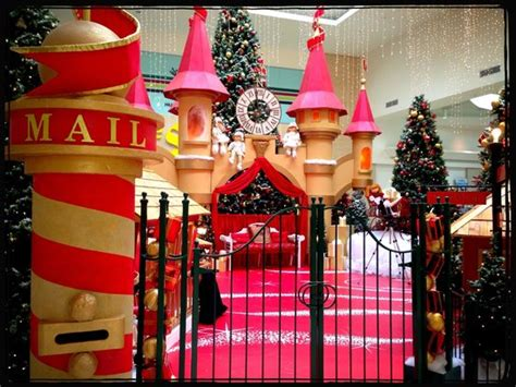 santa set picture of devonshire mall windsor tripadvisor