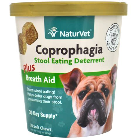 What To Eat To Make Stool Softer by Naturvet Coprophagia Stool Detterent Plus Breath
