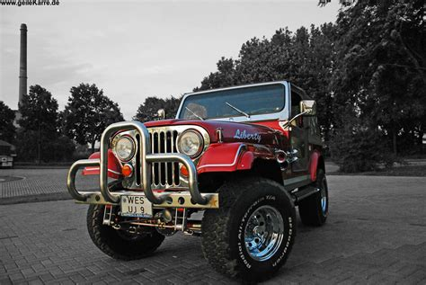 Jeep Cj7 Lackieren by Jeep Cj7 Von Ap0x Tuning Community Geilekarre De