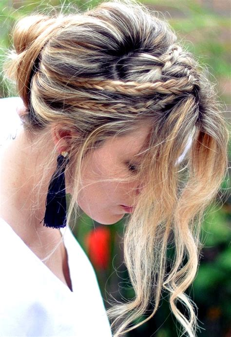 different hairstyles for long hair with braids 50 simple braid hairstyles for long hair