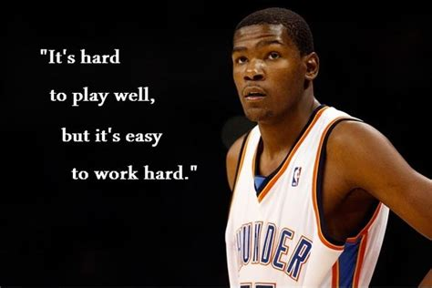 Okc Thunder Home Decor by Kevin Durant Basketball Quotes Quotes