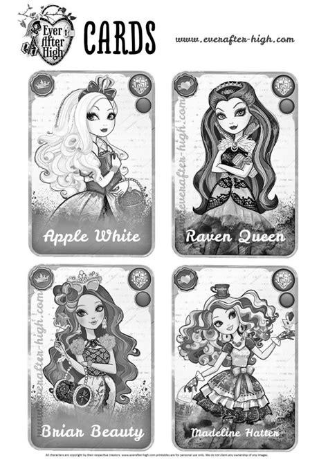 High Printable Cards