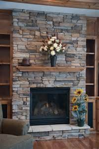 pictures of rock fireplaces stone veneer