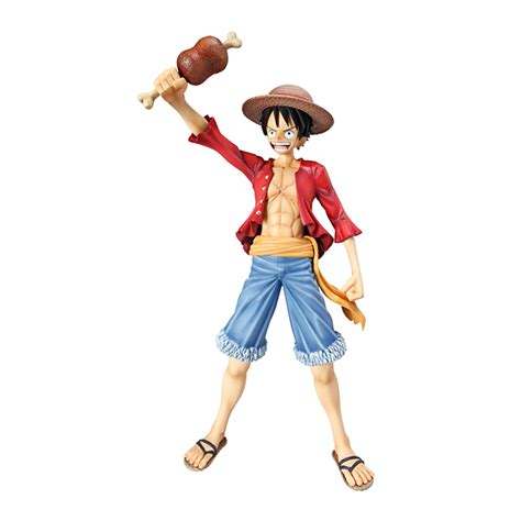 Monkey D Luffy Figure portrait of the collection monkey d luffy p o