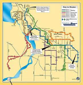 basin transit service in klamath falls quot on the go for you quot