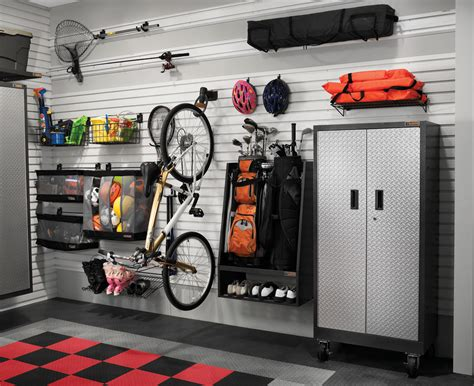 Garage Organization Options Great Garages From The Door To Floor Atlanta Home
