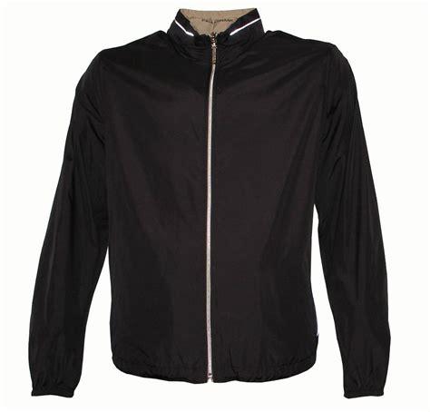 shark jacket paul and shark black reversible summer jacket jackets from designerwear2u uk