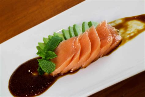 best sashimi fish cooked salmon sashimi recipe make sushi