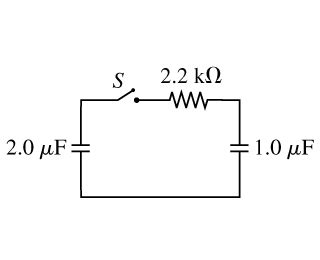 charged capacitor and resistor mastering physics capacitors in series mastering physics solutions 28 images capacitor in series mastering