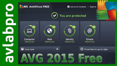 avg antivirus free download 2015 full version with key for windows avg 2015 free antivirus install and advanced settings