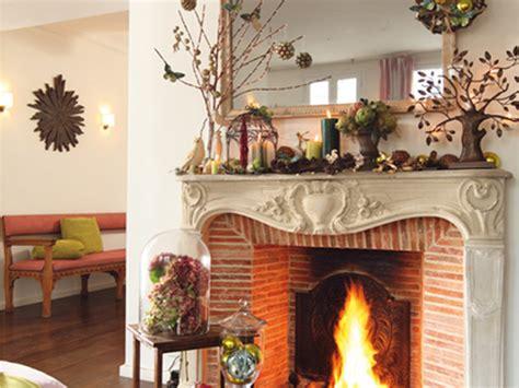 Christmas Fireplace Mantel Decoration Ideas