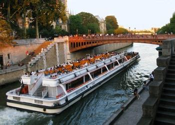 bateau mouche canal st martin cruise on the seine in paris boat tour lunch or dinner
