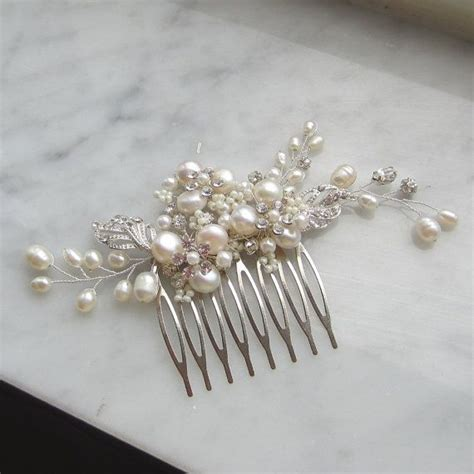 sophia comb bridal comb bridal hairpiece