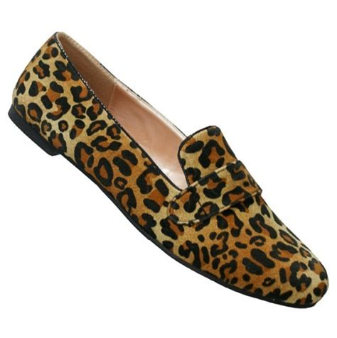 cheetah print loafers for leopard print loafers fall style leopard