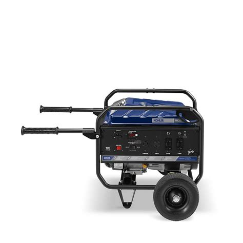 kohler 3 000 watt gasoline powered electric start portable
