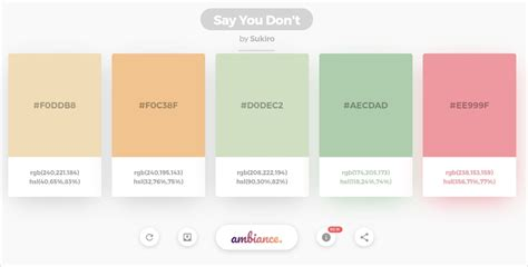 website color palette generator 60 color palette generators for web designing
