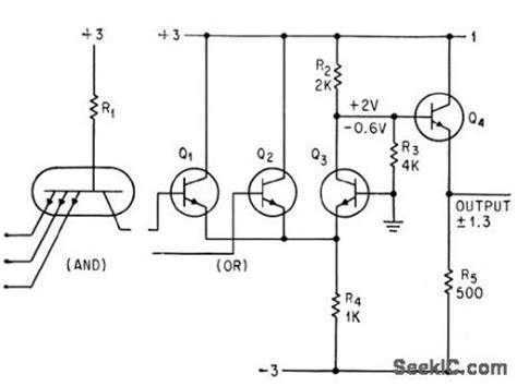multi emitter transistor in bjt multi emitter npn transistor 28 images logic gates homofaciens file multiemitter transistor