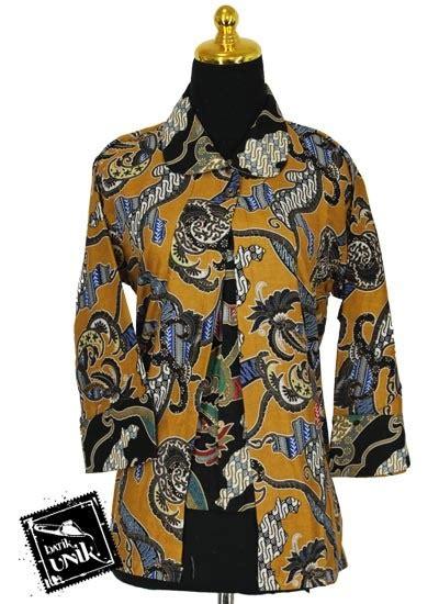 Kaos Motif Pulau baju batik sarimbit blus motif cap pulau ceplok batik