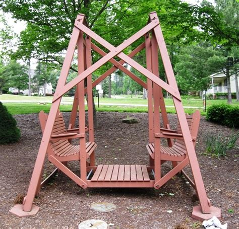 bench swing pin by bethany rhodes on outdoors pinterest