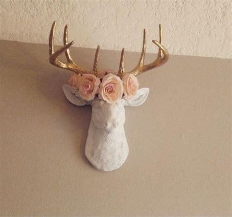 Craft Ideas To Decorate Home best 25 deer head decor ideas on pinterest deer heads
