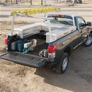 Atr Lighting Weather Guard Lo Side Truck Box Aluminum Truck Box