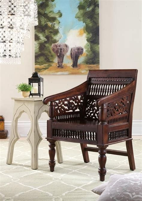 haram furniture hand carved maharaja chair by home chairs living room furniture and rooms furniture on pinterest