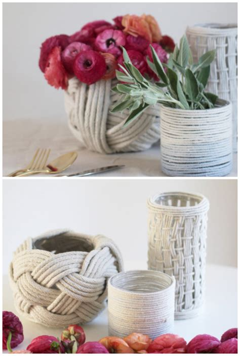 diy decorations vases craftionary