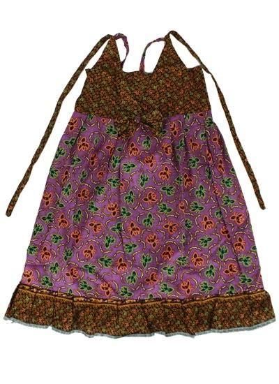 Kaos Kaki Motif Aura K004 dress anak aura katun motif bunga tumpal size l dress