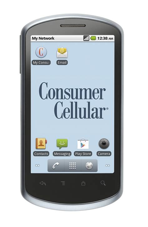 consumer cellular intro huawei 8800 android phone review