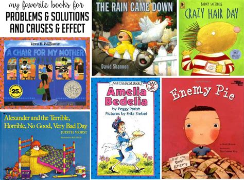picture books for cause and effect susan jones teaching read alouds for problem and solution
