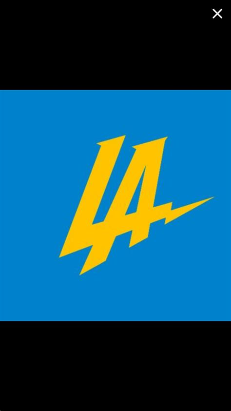 sd union tribune chargers bolts add powder blue gold to l a logo the san diego