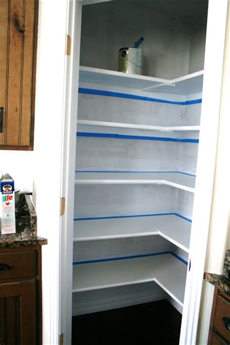 Small Pantry Closet Ideas by Pantry Makeover