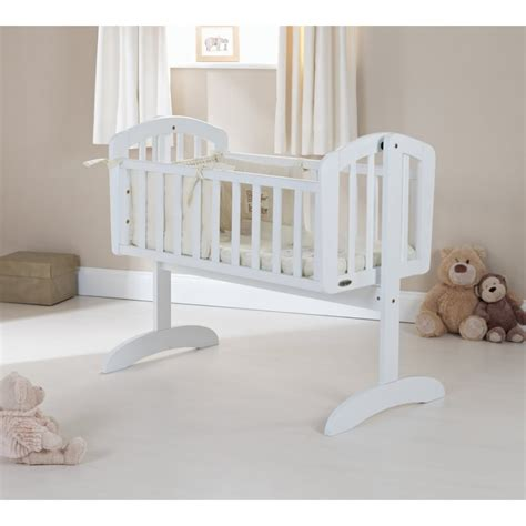 obaby sophie swinging crib obaby crib mattress obaby sophie swinging crib white