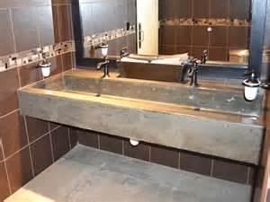 Modern Commercial Bathroom Sinks Custom Commercial Bathroom Sinks And Concrete Countertops