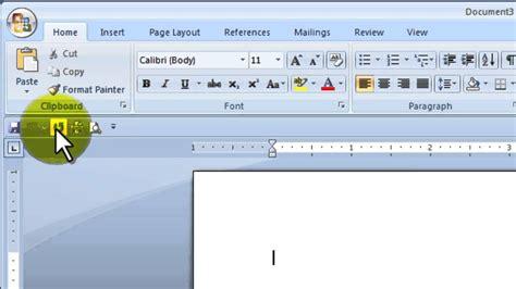 tutorial video word tutorial video word 2007 bara de instrumente acces rapid