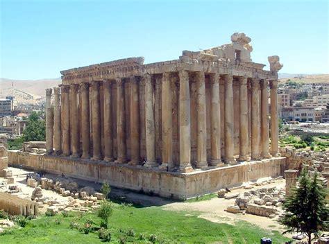 top tourist attractions in lebanon region