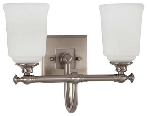 Traditional Bathroom Light Fixtures Park Harbor Phvl2122 Antonio 2 Light Bathroom Fixture Traditional Bathroom Vanity Lighting