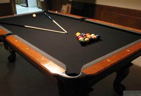 Black Felt Pool Table by Beautiful 8 Kasson Maple Pool Table Black Felt Atlanta Ebay