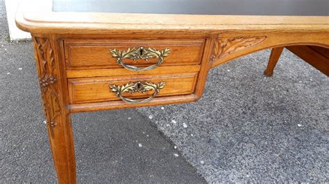 Bureau Art Nouveau Gauthier Poinsignon Puces Priv 233 Es Bureau Gauthier
