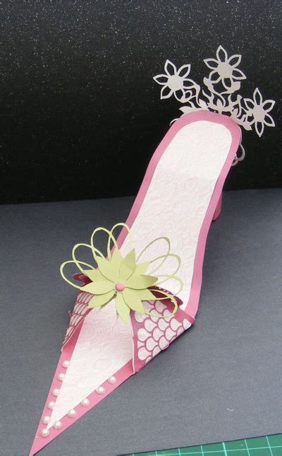 high heel shoe template craft 13 best photos of paper shoe template free high