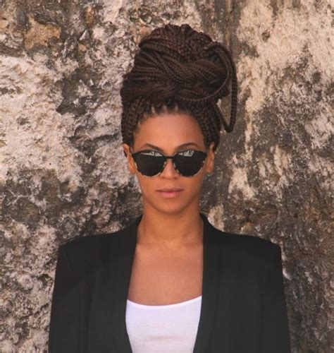 how to put on braids 72 box braids hairstyles with and images