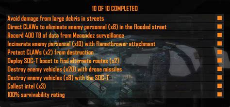 black ops 2 caign challenges mission 05 fallen missions challenges call of