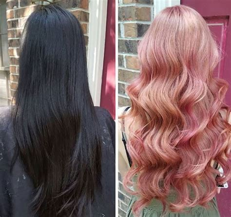 what color to dye your hair the horrifying reason why hairstylists say you should