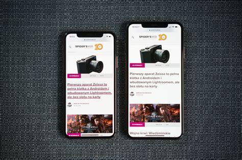 iphone xs to telefon nudny jak flaki z olejem pierwsze wrażenia