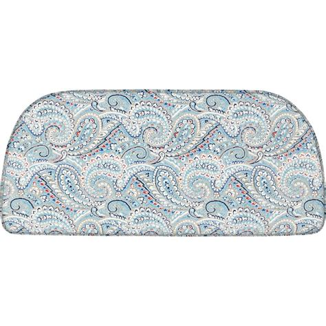 paisley settee chili paisley outdoor settee cushion 7426 01229200 the