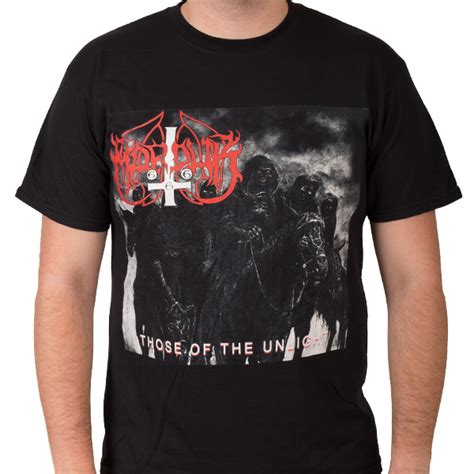 Marduk Band Black T Shirt marduk quot those of the unlight quot t shirt indiemerchstore