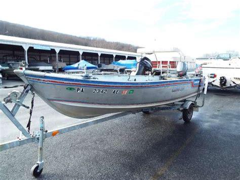 alumacraft lunker boats alumacraft lunker v 16 boats for sale