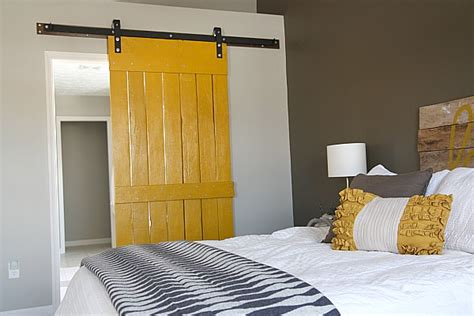 barn door house remodelaholic master bedroom makeover with sliding barn door