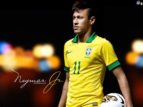 wallpaper 3d neymar football hd wide wallpapers i footballers club players