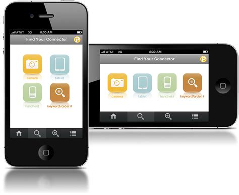 layout app mobile bignoise mobile app development invue